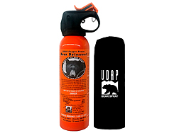 #12VHP Bear Spray with Hip Holster 7.9oz/225G