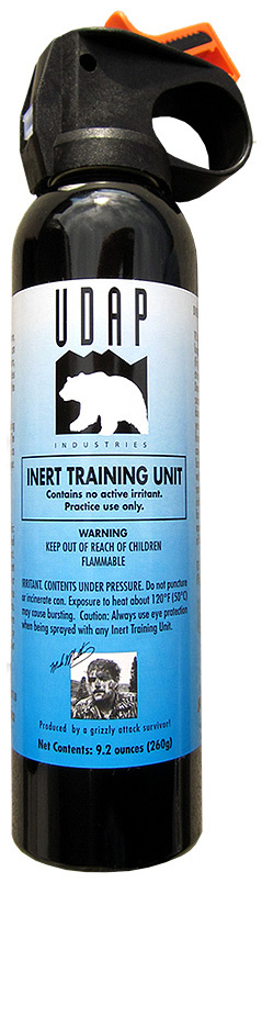 #15-I Magnum Bear Spray Inert For Training Only 9.2oz/260g