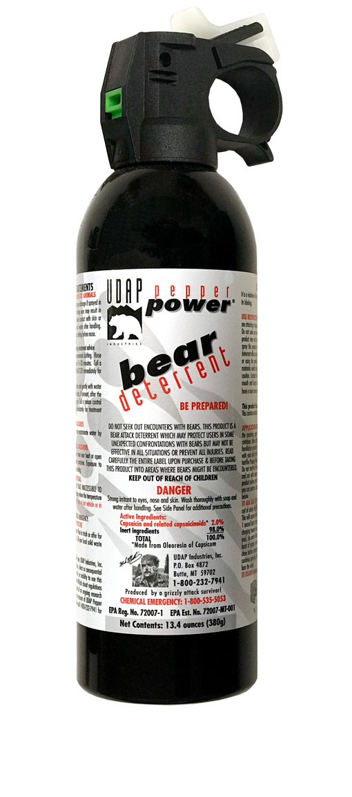 #18 Super Magnum Bear Spray 13.4oz -380g (Can Only)