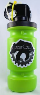 Bear Spray Water Bottle Mount For Bikes fits 7.9oz/ 225g only