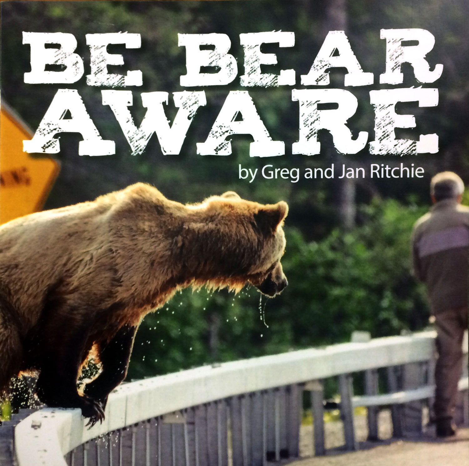 Be Bear Aware Book For Kids