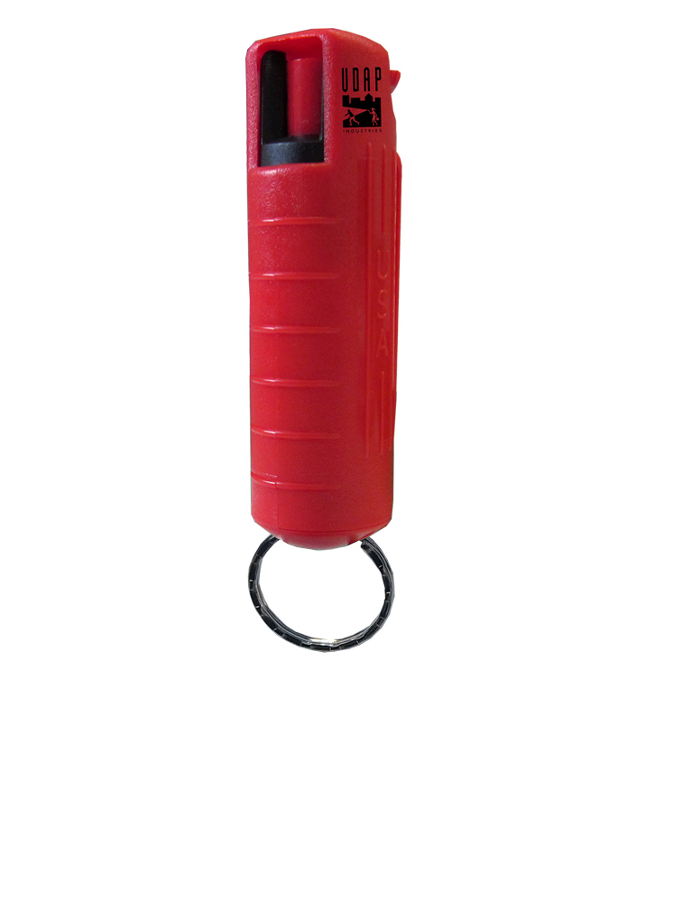 #HCR Hard Case Pepper Spray Red (stream)