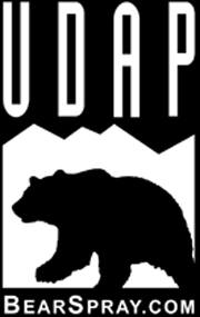 UDAP Bear Spray | UDAP Self-Defense Pepper Spray