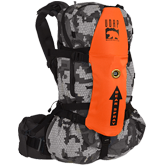 Back Attack Pack Safety Orange (Bear Spray Backpack Attachment)