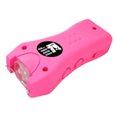 Small Stun Gun with Holster Includes Rechargable Batteries & Cord